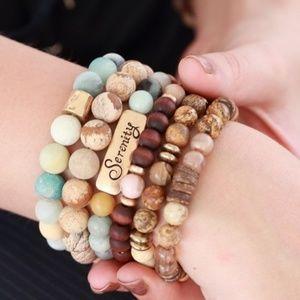 Jewelry - Natural stone bracelet